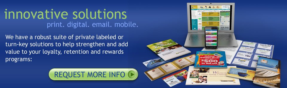 innovative solutions - print. digital. email. mobile.